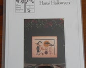 Hare's Halloween by Plum Street Samplers