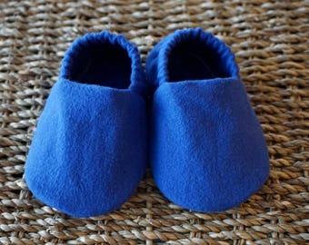 Bear Baby Shoes, Crib Shoes, Soft Sole Baby Shoes, Baby Bootie, Baby Moccs, Baby Moccasins, Baby Booties, Baby Shower Gift