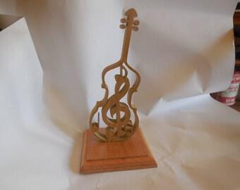 Music violin decor