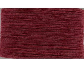 Yarn wool darning St Pierre Garnet
