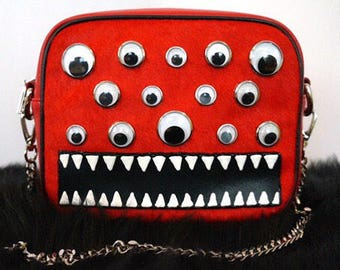 The Red Monster Bag