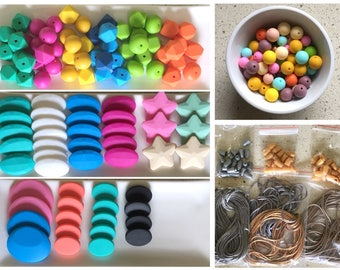 Silicone Beads Bundle