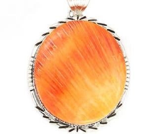 Spiney Oyster Pendant