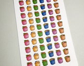 Grocery Planner Stickers for the Erin Condren Planner & Many other planners