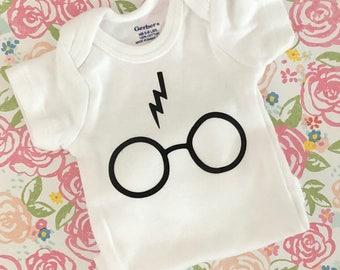 Harry Potter inspired Onesies