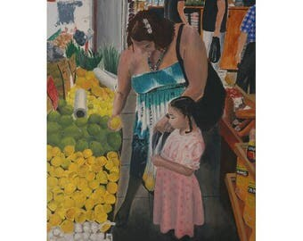 La Marqueta - Puerto Rican Art Limited Edition Giclee Prints