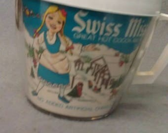 Swiss Miss Great Hot Cocoa and Nothing More Cups ( Thermo-Serv) A Division of West Bend Made in USA Swiss Miss Hot Cocoa Cups