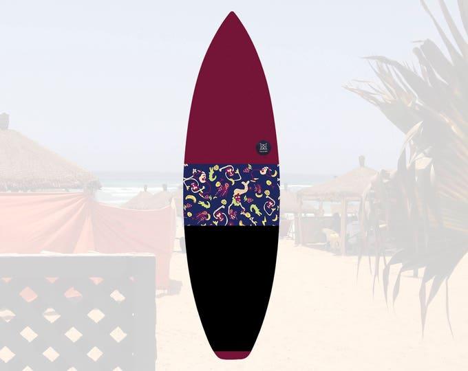 NEW IN   Oh Mangod   Surfboard Sock   Horizon Sunset