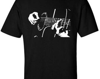 Summer Sale Guitar Shirt, Guitarist Shirt, Vintage Guitar Shirt, Guitar Player T-Shirt