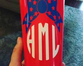 Fourth of July cup