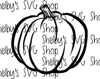 Pumpkin - SVG