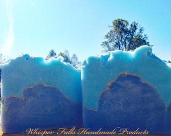Blue Ridge Mountain Soap, Handmade Soap, Blue Ridge Mountains, Goat's Milk Soap
