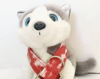 Dog Collar Red Sky C1707