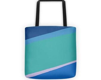 Toothpaste Wall tote bag / Disney tote bag / Epcot tote bag