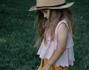 Pantalon en soie enfants