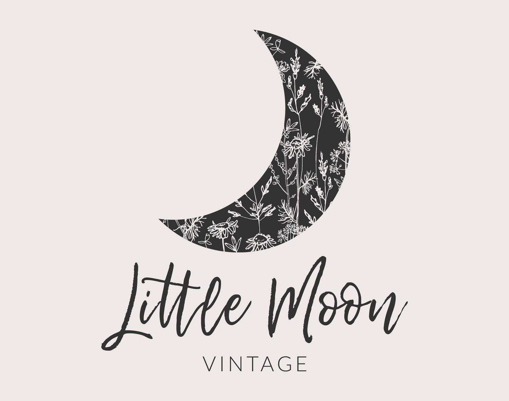 Very Premade moon logo, Moon logo design, Business logo design, Blog  TH03