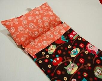 Doll Tote/Sleeping Bag // doll tote // doll sleeping bag // doll accessories // birthday gift // cloth doll // baby doll