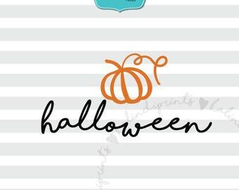 Pumpkin Svg, Halloween Svg, Halloween Clipart, Halloween T Shirt Svg, Iron  On Svg, Halloween Saying, Cute Svg, Halloween Files, Svg. Hq19
