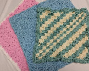 BABY DOLL Blankets - Ready to Ship