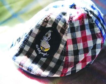 Chequered Cap