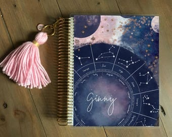 Original Stylish Planner Cover Set - Zodiac: For use with Erin Condren Life Planner(TM), Happy Planner and Recollections Planner