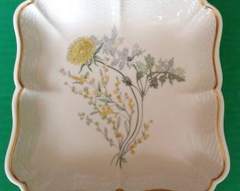 Richard Ginori Italy Decorative Dish Primavera Floral Pattern