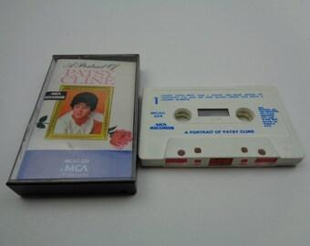 A Portrait of Patsy Cline Cassette