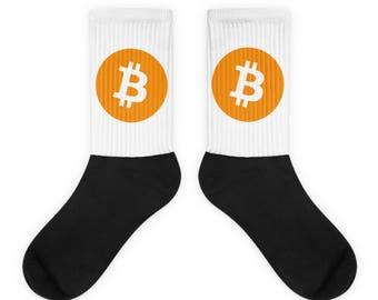 Crypto Bitcoin Socks