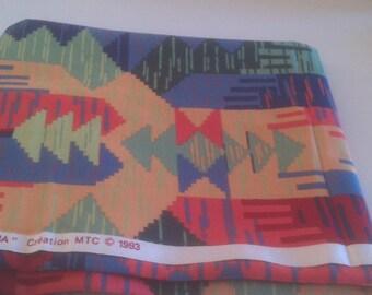 Fabric pattern cotton