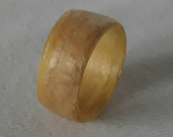 Oak on ash band. Hand made in Wexford Ireland.