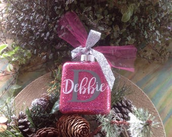 Customized/Personalized Christmas Ornament