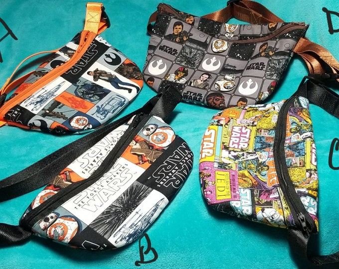 Star wars fanny pack