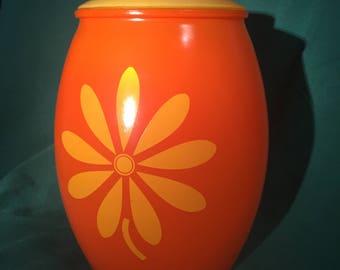 Vintage Bartlett Collins Daisy Cookie Jar