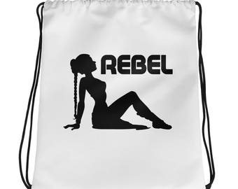 Rebel Drawstring Back Pack