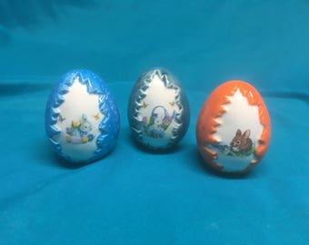 Cermic Easter eggs
