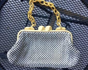 Bakelite Whiting & Davis Handbag