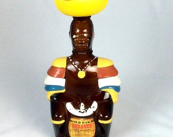 Old Oak Rum Limbo Drummer Bottle