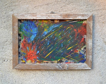 Acrylic abstract painting, Abstract acrylic painting, Abstract art, Original abstract painting, Abstract wall art, Acrylic abstract.