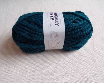 Cygnet mythically chunky yarn,100g,craft,knitting,crocheting,acrylic.mermaid