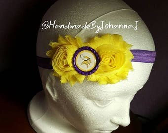 Minnesota Vikings Headband