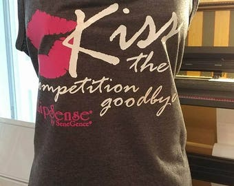 SALE Kiss the Competition Goodbye Tank
