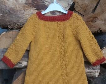 Autumn Little Girl Dress
