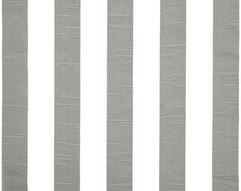 Premier Prints Fabric | stripe Fabric | Designer Fabric | Gray Fabric | Upholstery Fabric | Premier stripe storm fabric | Fabric by the yard