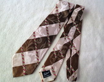 Authentic Antique 1950's Tie - Men's Vintage Clothing - Haband USA
