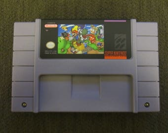 Super Mario World Plus 2 Super Nintendo SNES