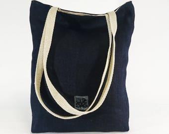 Shopper, Tote Bag, Shoulder bag, 100% hemp, waterresistant, sustainable, vegan, organic, ecological