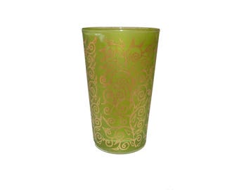 Oriental Glasses Tea glass mint Morocco Arabic decoration