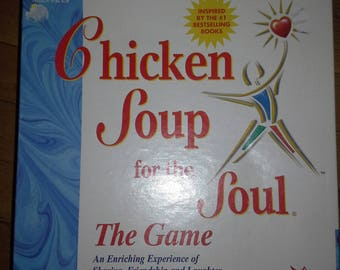 1999 Chicken Soup For The Soul Game  Sealed NEW
