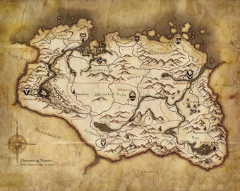 Potion of ghana map programming language map alchemy map silver freshwater elder scrolls map etsy on programming language map alchemy map silver map sciox Image collections