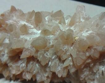 Dog tooth calcite